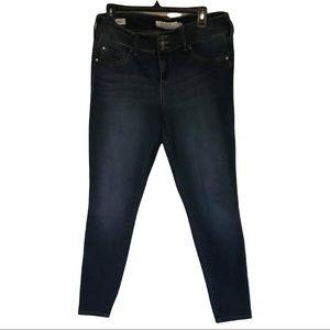 Torrid Jegging Jeans in Size 12 Short